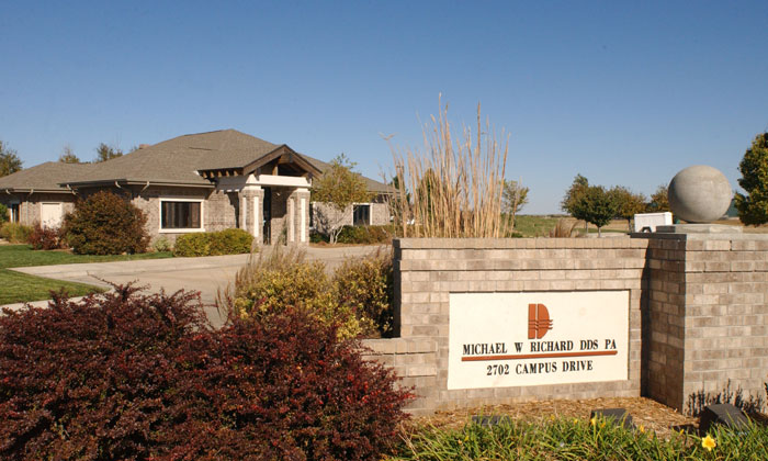 Garden City KS Michael Richard DDS Our Office